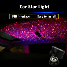 Car Roof Star Laser Armrest Box Starlight Lamp Interior Projector Mini Ambient