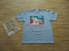 Original Supreme NYC Bedroom Madonna TEE T-Shirt Shirt Red Box Logo Gr.: L NEU