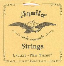 Aquila IUKE Mini Ukulele 'New Nylgut' Strings Piccolo Tuning