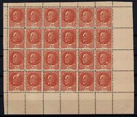 BN143093 / FRANCE RESISTANCE Y&T # 517d BLOCK OF 24 MNG AS ISSUED