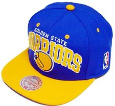 Mitchell & Ness NBA Golden State Warriors Team Arch Snapback Cap NA80Z Kappe New