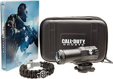 Call of Duty: Ghosts Prestige Edition BUNDLE (SONY PS 3) 1080P CAMERA BRAND NEW