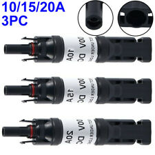 Connecteur de diode IP67 Panneau solaire Ensemble Remplacement Nouveau
