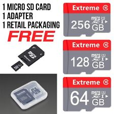 Extreme Micro SD Card 16GB/256GB Memory C10 Flash SDHC SDXC Phone Computer