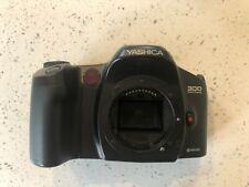 YASHICA 300 AF 35mm AUTOFOCUS SLR CAMERA Rare Vintage Film Camera