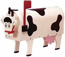 Original Cow Mailbox Post Mount - Handmade by More Than A Mailbox
