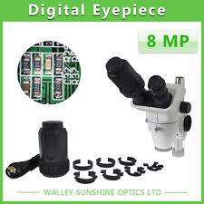 8MP Telescope Microscope Electronic Eyepiece USB CMOS Camera Digital Eyepiece