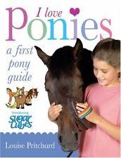 I Love Ponies,Louise Pritchard