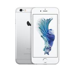 Apple iPhone 6s 16Go Argent Pas d'empreintes digitales déverrouillé Smartphone