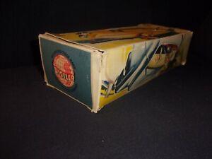 rare boite vide DISTLER pour PACKARD  3200