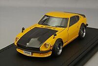 ignition model 1/43 Nissan Fairlady ZS30 Brown Resin Model IG0781
