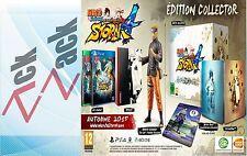 Naruto Shippuden Utlimate Ninja Storm Collectors Edition PS4 Neu & Ovp