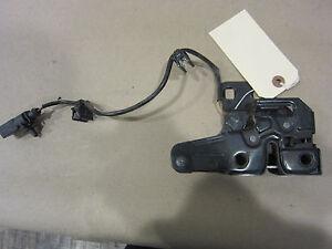 Lamborghini Murcielago -Engine Hood Lock - Part# 410827501B