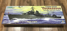 Trumpeter Courageous Former Soviet Destroyer Static Model 1:200 Scale Sealed