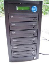Aleratec Super WriteMaster 5-at-Once 1:5 DVD Duplicator VG condition