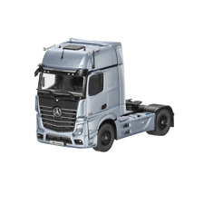 Mercedes Benz Actros Edition 1 Articulated Lorry Silver/Black 1:50 Nip Nzg