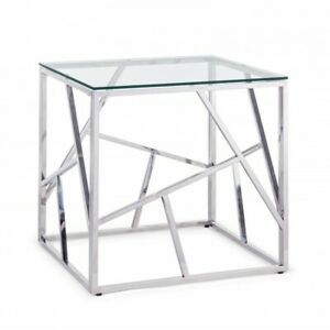 Small Table Rayan Squared 55X55X55H CM