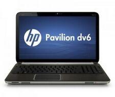 "HP Pavilion dv6 AMD A6-3420M 1.5GHz/6GB RAM/DVD-RW 15.6"" Laptop NEW 500GB SSHD"