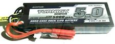 Turnigy 5000mAh 2s 7.4v 20c 30c Hardcase LiPo - Touring car HPI, Tamiya, Traxxas