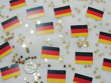 Wedding Table Scatters Confetti Flags - Germany BUY 1 GET 1 FREE