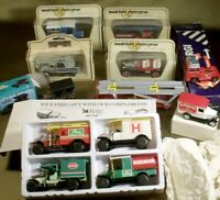 VINTAGE COLLECTION MINT BOXED CLASSIC & OTHER CAR TRUCKS lesney Lledo corgi