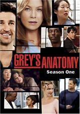 Grey's Anatomy - Season 1 (DVD - Brand New) ** Free Shipping on 5