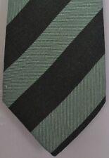"""Kiton Napoli Mens 7 Fold Handmade Wool Stripe Tie NEW 59"""" X 3.5"""" SKU B32/6 $350"""
