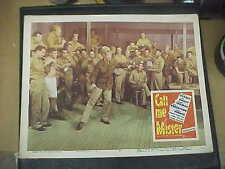 CALL ME MISTER, orig 1951 LC #5 [Dan Dailey dancing on a troop ship]