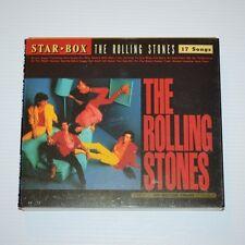 ROLLING STONES - Star box - 1989 JAPAN CD LTD. EDITION