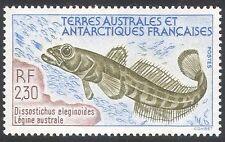 Fsat/TAAF 1992 Pescado/nototenia/babosa 1v (n22817)