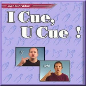 ASL American Sign Language - I Cue, You Cue Cued Speech