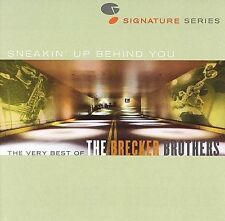 Sneakin' Up Behind You: The Very Best of the Brecker Brothers by The Brecker Bro