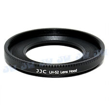JJC Metal Lens Hood Shade for Canon EF 40mm EF f/2.8 STM Pancake 52mm (ES-52)