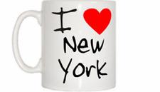 I LOVE Coeur New York Tasse