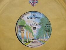 Candi Staton - Destiny / Summer Time With You Soul / Funk U.K 45