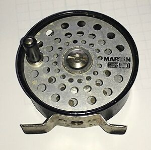 vintage Martin 60 Fly Reel Made in USA