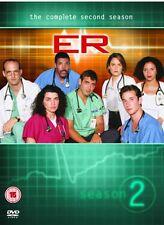 E.R. Season 2 Complete Second Series 2 ER E R.....