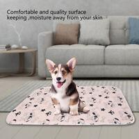 Washable & Reusable Pet Pee Pad Multi-size Dog Puppy Pet Potty Training Pee Mat