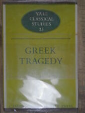 Greek Tragedy (Yale Classical Studies) (Vol.25) by Herington, C. J., Gould, T. F