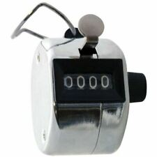 Amtech P1925 4 DIGIT Hand Tally Counter One Size