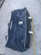 Huge Bauer hockey Equipment bag. Used Approximately 48� X 24� X 22�