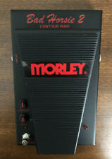 Morley Steve Vai Bad Horsie 2 Electro-Optical Contour Wah Guitar Effects Pedal