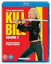 KILL BILL VOLUME 2 BD NEW DVD