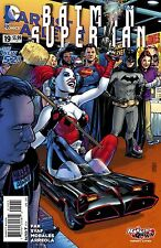 Batman Superman #19 Harley Quinn Variant cover Dc New 52 / 2016 Nm/Vf *