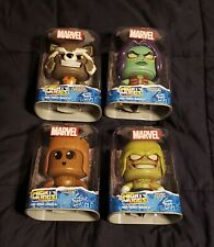Marvel Mighty Muggs Guardians Of The Galaxy - Set of 4 Groot, Drax