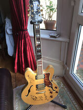 Epiphone by Gibson Sheraton in Natural 1988 made in Korea