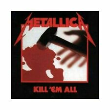 Kill 'Em All by Metallica (Vinyl, Feb-2016, Rhino Recordings)