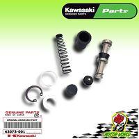"""Kawasaki Front Brake 1/2"""" Single Desc Cilindro Maestro Reparación Set 43073-001"""