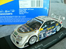 MINICHAMPS OPEL CALIBRA DTM 1995 #2 KEKE ROSBERG,THANK YOU KEKE OLD SPICE,NEU+OV