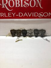 Harley-Davidson Christmas Ornament-medallion- Knucklhead Panhead Robison HD AMF